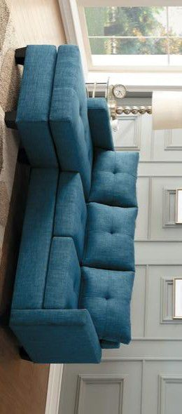 Brand New Blue Reversible Sofa Chaise.💥SAME DAY DELIVERY💦 for Sale in Houston, TX