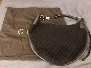 Gucci Authentic Monogram Canvas Shoulder Bag for Sale in Castro Valley, CA