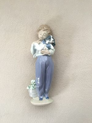 "Lladro ""My Buddy"" Figurine for Sale in Aurora, IL"