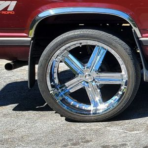 24 inch rims 6 lug for Sale in PA, US