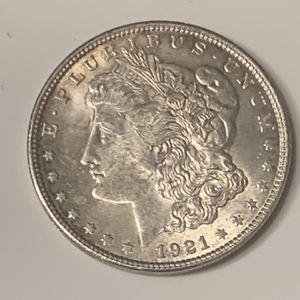 1921 Morgan Silver Dollar for Sale in San Jose, CA