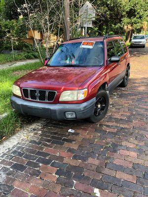 2002 Subaru Forester for Sale in Tampa, FL