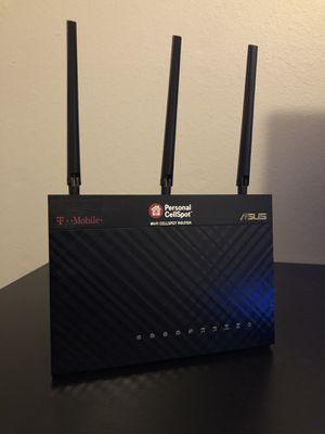 ASUS AC68U/AC1900 Wireless Router (Cellspot) for Sale in San Antonio, TX