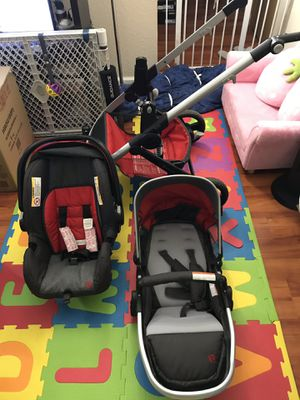 Baby trend car seat with bassinet combo for Sale in San Leandro, CA