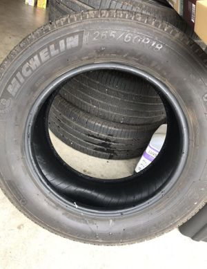 Only 2 Tires size 265/60 R18 for Sale in Everett, WA