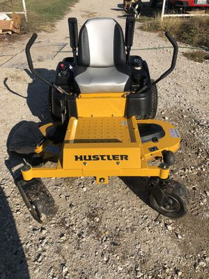 Hustler Raptor Zero-Turn for Sale in Ponder, TX
