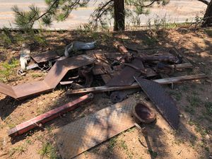 $$free scrap metal$$ coal creek canyon for Sale in Golden, CO