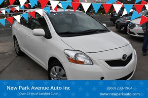 2010 Toyota Yaris for Sale in Hartford, CT
