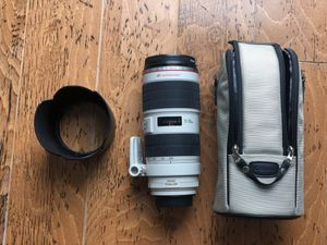 Canon EF 70-200mm L lens IS ii - Like New! for Sale in South Riding, VA