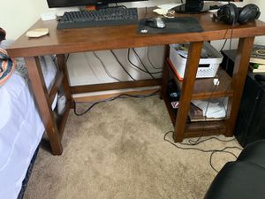 Office desk - Less than one year old for Sale in Bloomington, IL