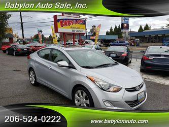 2011 Hyundai Elantra Limited for Sale in Seattle,  WA
