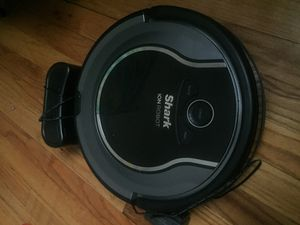 Shark ion robot vacuum for Sale in Baltimore, MD