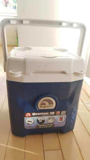 Igloo cooler(12 Quart)-$10 for Sale in Washington, DC