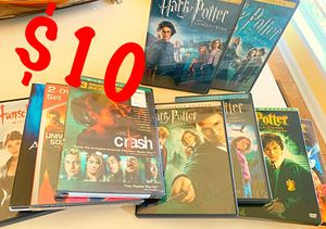 OVER 30 DVDS (INCLUDING SEVERAL UNOPENED) for Sale in Aberdeen, MD