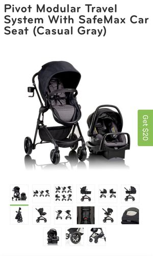 Evenflo Car seat & Stroller for Sale in Forest City, NC