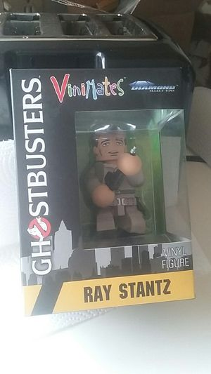RAY STANTZ GHOSTBUSTERS VINIMATES DIAMOND SELECT TOYS VINYL FIGURE NEW IN BOX for Sale in Tacoma, WA