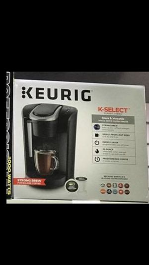 New, Still Sealed, With Receipt!, Keurig Select. Asking $75.00 OBO. for Sale in Clovis, CA