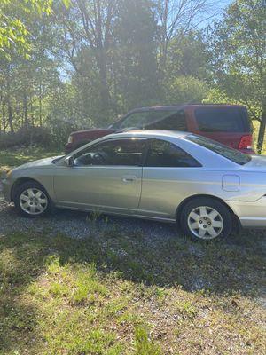2001 Honda Civic for Sale in Gladys, VA