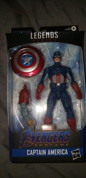 Marvel Legends Avengers Endgame Captain America Thor for Sale in Chicago, IL