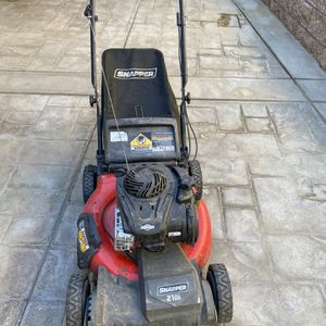 Snapper Lawn Mower 21 Working Good almost brand New I Use Only a Couple Times for Sale in Norco, CA