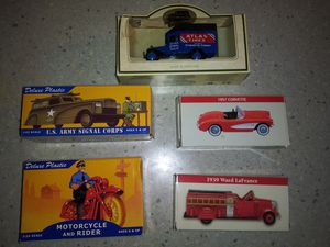 Collectable toy vehicles for Sale in Tampa, FL
