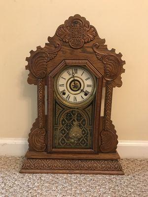 Antique wooden clock for Sale in Dunwoody, GA