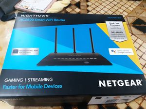 Netgear router for Sale in Conroe, TX
