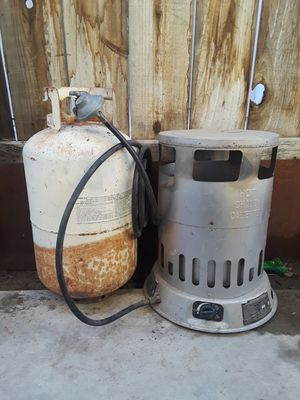 Propane heater for Sale in Bakersfield, CA