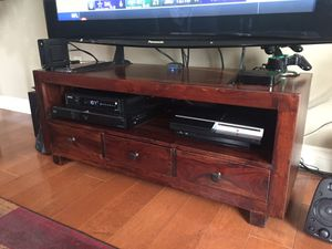 Pier 1 TV Stand for Sale in Gig Harbor, WA