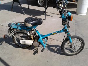 Express Honda moped for Sale in Fresno, CA
