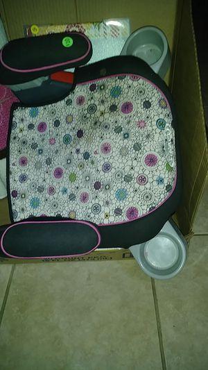 Graco booster car seat for Sale in Tampa, FL