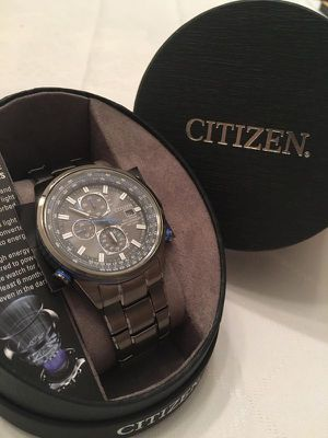 Brand New Citizen Eco-Drive Chronograph for Sale in Plano, TX