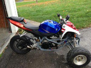 Raptor 1000 three wheeler for Sale in Kingsport, TN