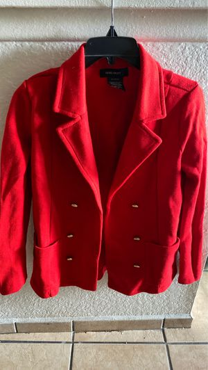 Red business jacket Saco para mujer for Sale in Fontana, CA