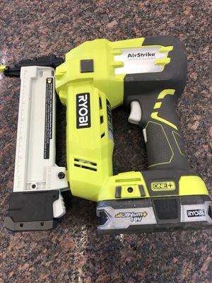 Ryobi cordless nail gun for Sale in Austin, TX