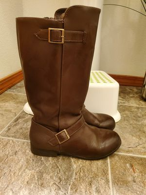 Girls boots size 3 for Sale in Portland, OR