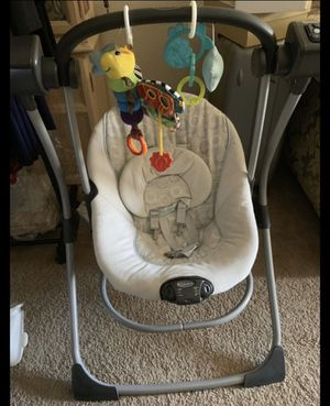 Baby swing for Sale in Costa Mesa, CA