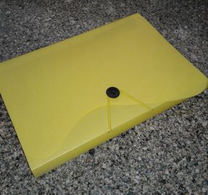 FILE ENVELOPE with 6 Dividers for Sale in Manteca, CA