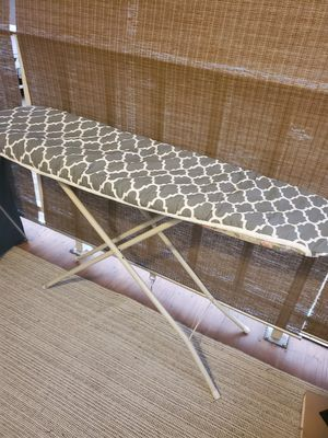 Ironing board, chlothes hamper and miscellaneous for Sale in Palmdale, CA
