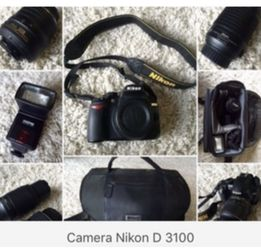 Camera 📷 Nikon D3100 for Sale in Hollywood,  FL