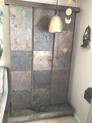 Large Wall Real Tile Fountain for Sale in Redlands, CA