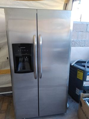 Stainless steel refrigerator for Sale in Phoenix, AZ