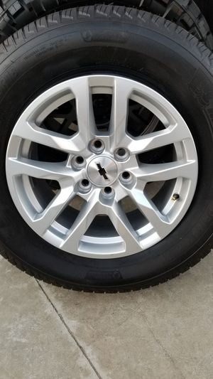 "18"" Chevrolet Rims and Michelin Tires for Sale in Garden Grove, CA"