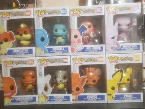 Pokemon funko pops for Sale in Las Vegas, NV