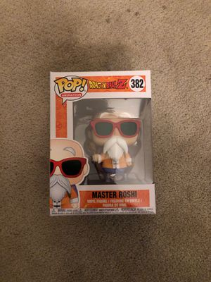Master Roshi 382 | DragonBall Z Funko POP for Sale in San Jose, CA