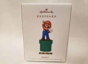 Super Mario Hallmark Keepsake Ornament for Sale in Newton, KS