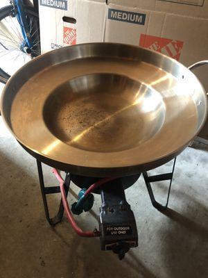Burner and comal for Sale in Encinitas, CA