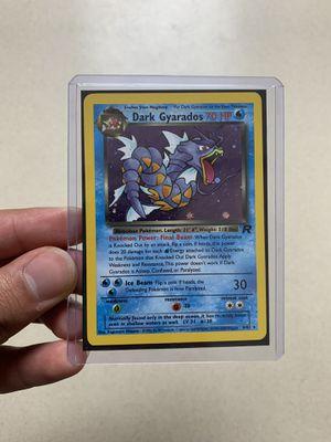 Pokemon Dark Gyarados Holo #8 for Sale in Dearborn, MI