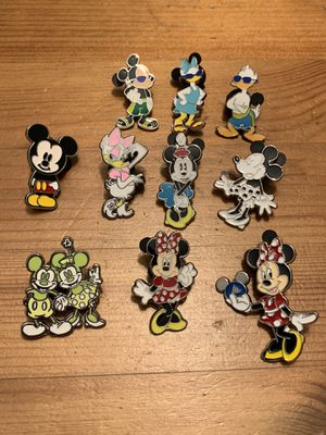 Disney Trading Pins- Mickey and Friends for Sale in Brea, CA