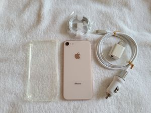 IPhone 8 64GB unlocked gold like new for Sale in Beverly Hills, CA